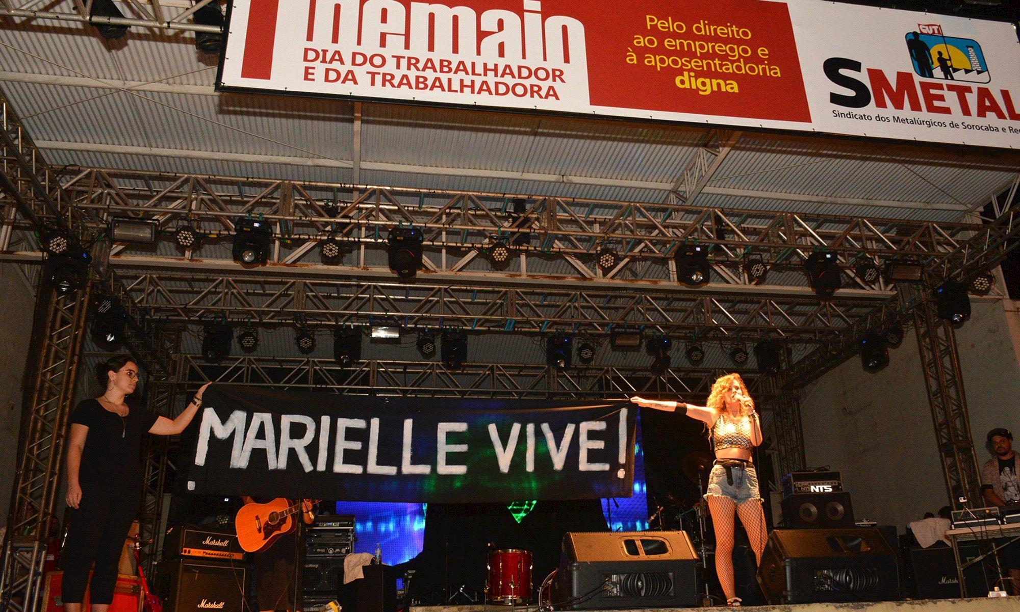 marielle, ana, Cañas, 1, de maio, primeiro, dia do trabalhador, trabalhadora, Foguinho/ Imprensa SMetal