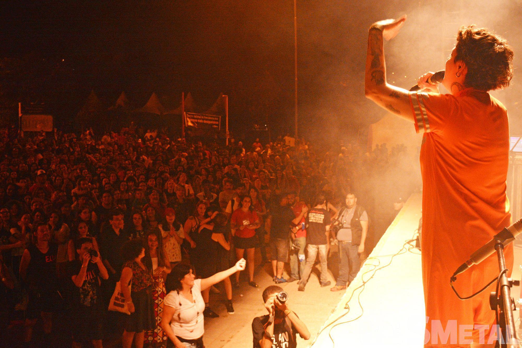 Nove atrações musicais e falas de lideranças de diversos segmentos da sociedade deram o tom do evento político-cultural do 1º de Maio em Sorocaba, show,  smetal,  espanhois,  sorocaba,  sindicato,  trabalhador,  atração,  detonautas, Foguinho / Renat