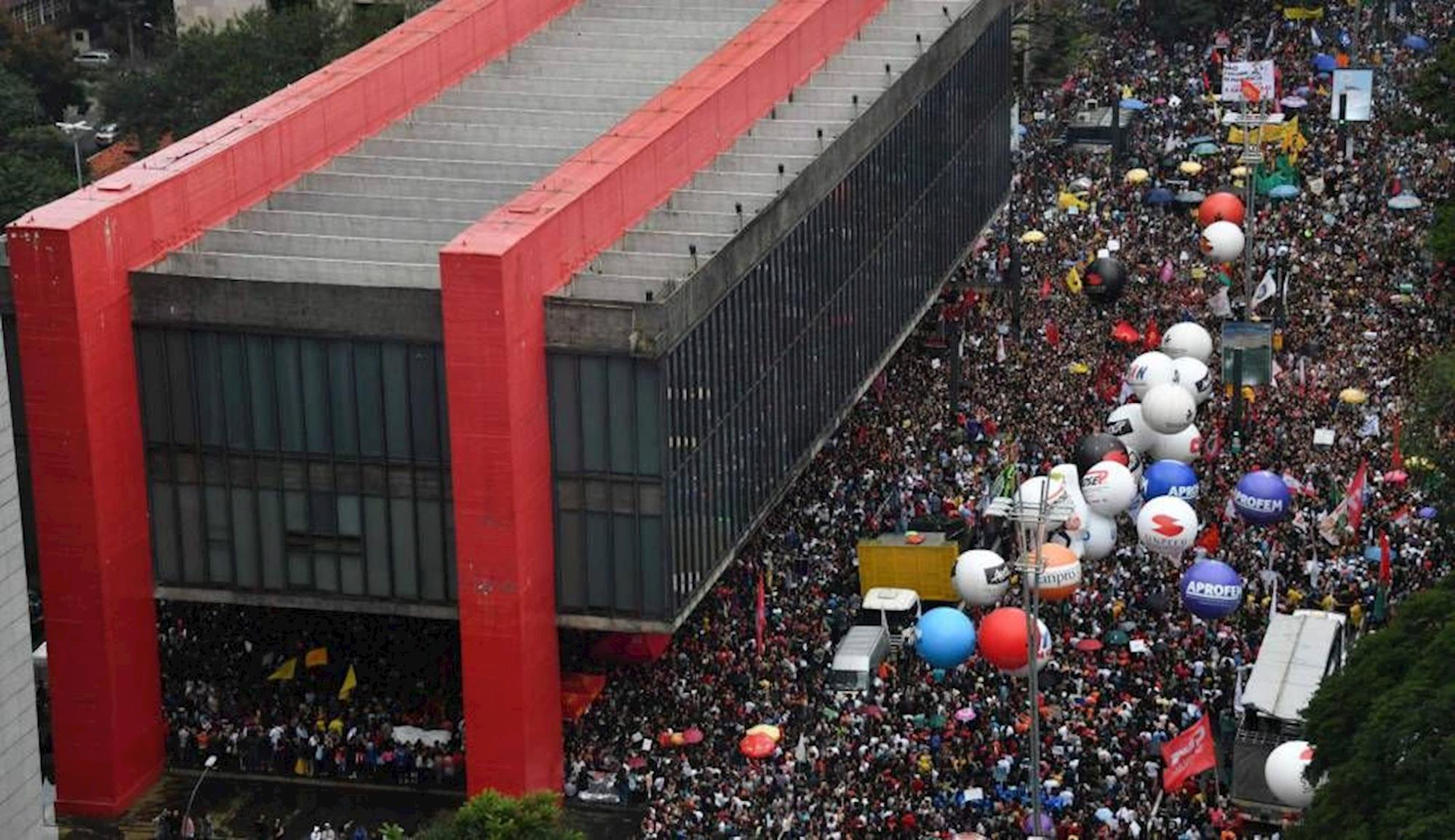 , NELSON ALMEIDA (AFP)