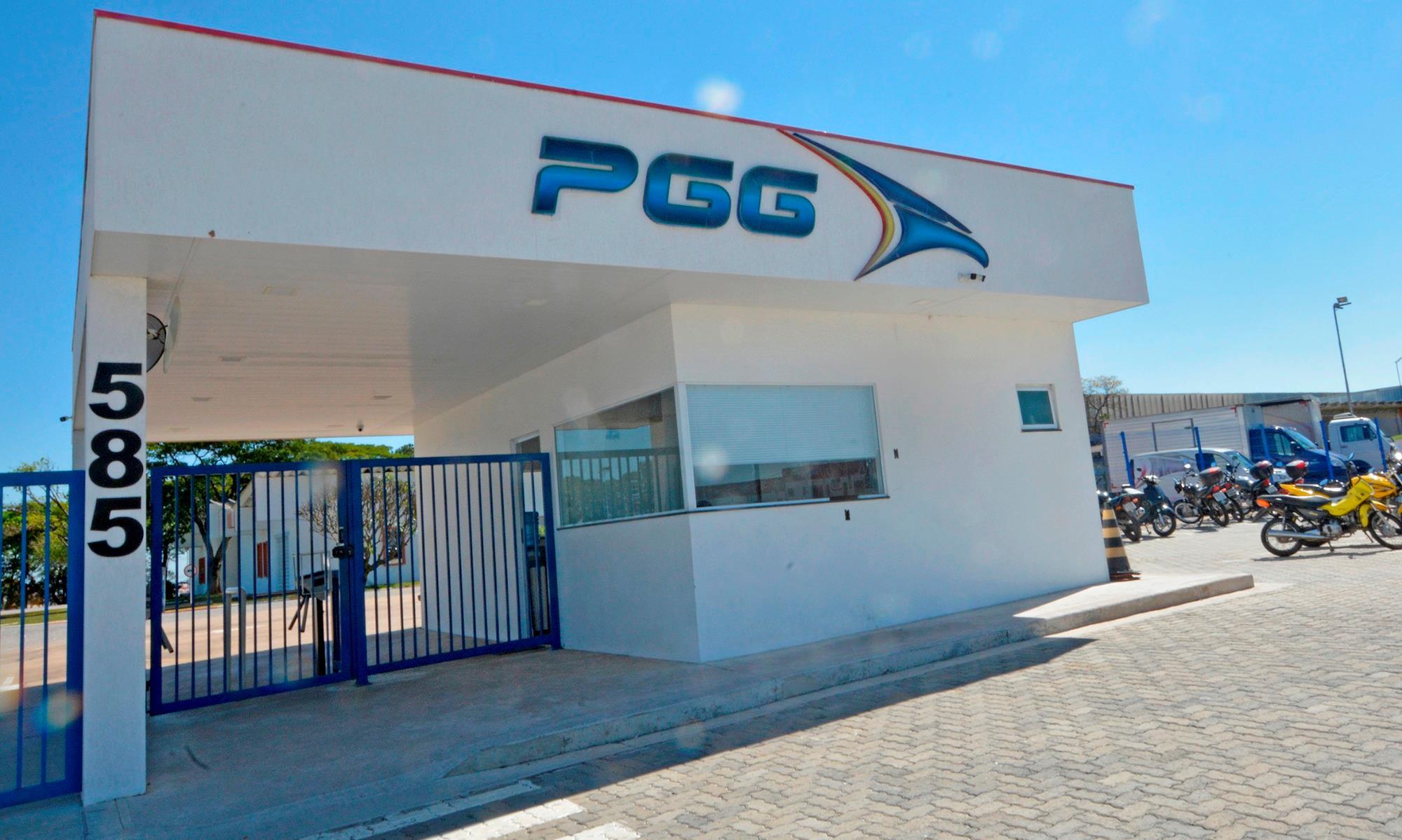 Trabalhador sofre acidente grave na PGG