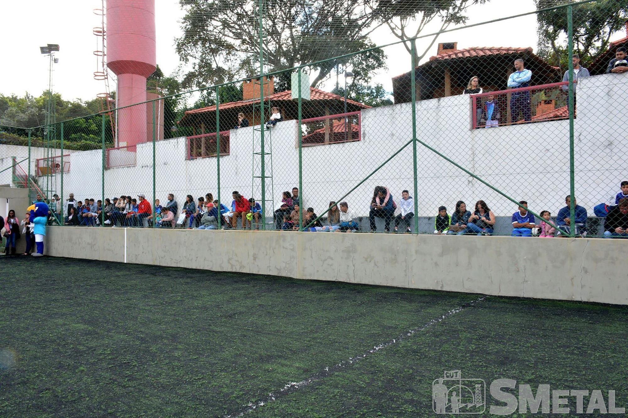 Escolinha de Futebol Oficial do São Bento é inaugurada em Sorocaba, escolinha,  smetal,  sindicato,  são bento,  azulão,  sorocaba,  futebol, Foguinho/Imprensa SMetal, Confira as fotos da inauguração da Escolinha do São Bento/SMetal