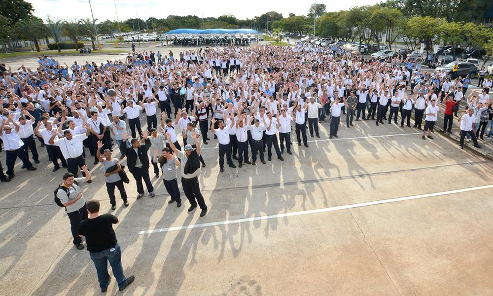 Trabalhadores da ZF e Bosch conquistam aumento de PPR