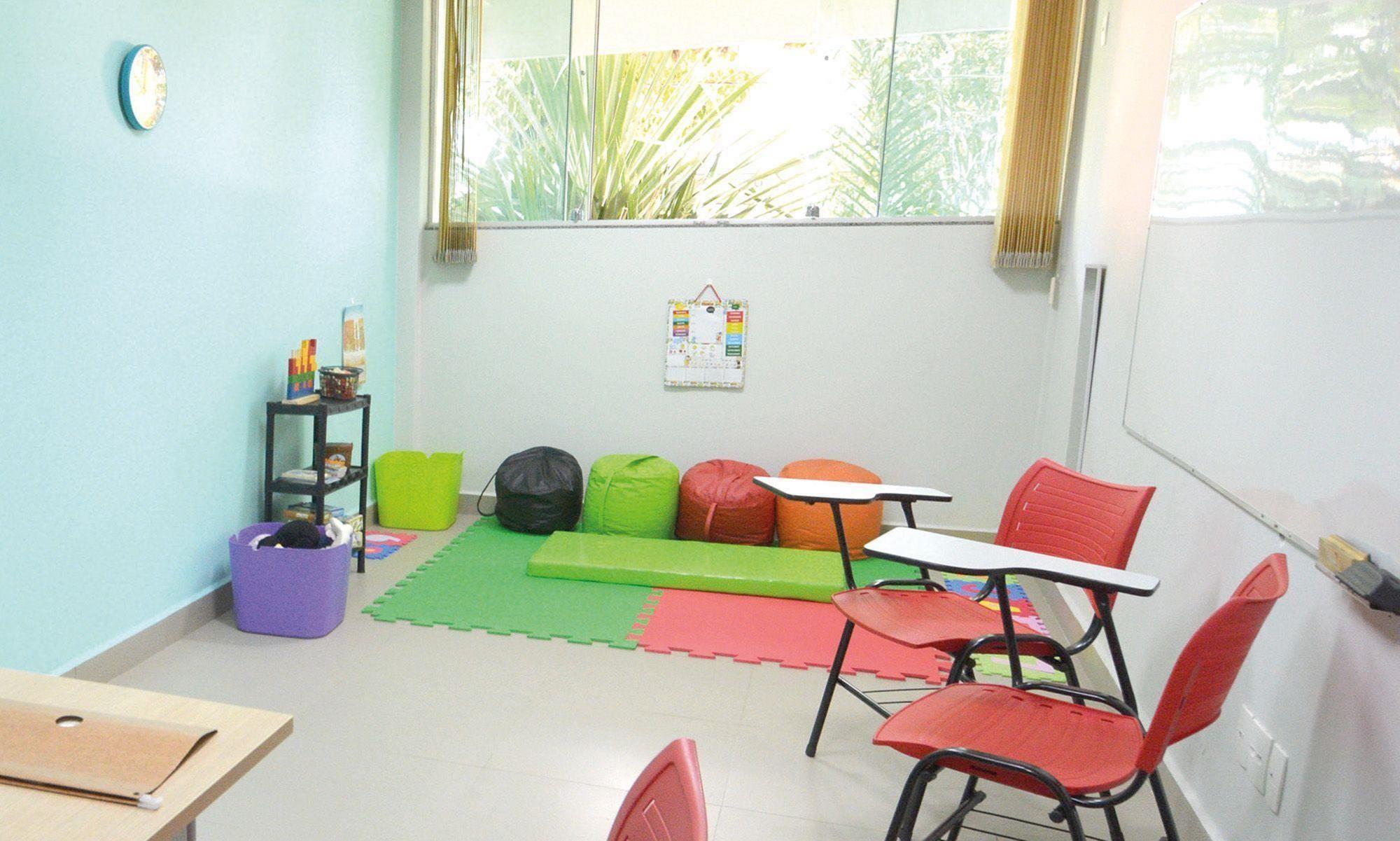 psicopedagógico, escolar, karina, sala, , Foguinho/Arquivo