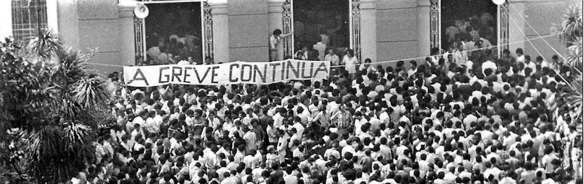 abc, greve, história, volks, Divulgação/SMBC