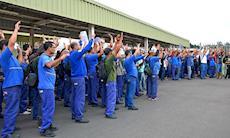 Trabalhadores da JCB também conquistam aumento no PPR