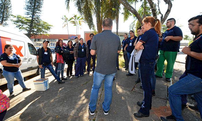 Mobilização dos trabalhadores da DPR garante folgas aos sábados e PPR