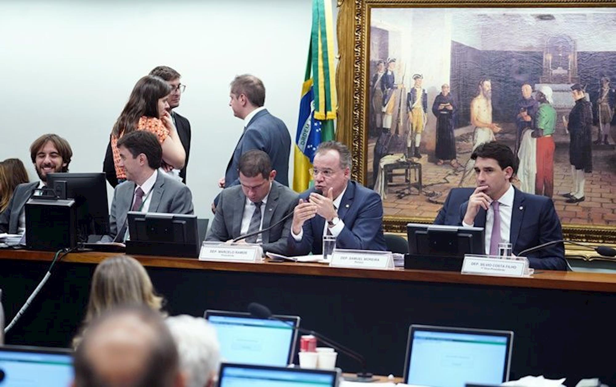 reforma, previdência, aposentadoria, rural, PABLO VALADARES/CÂMARA DOS DEPUTADOS