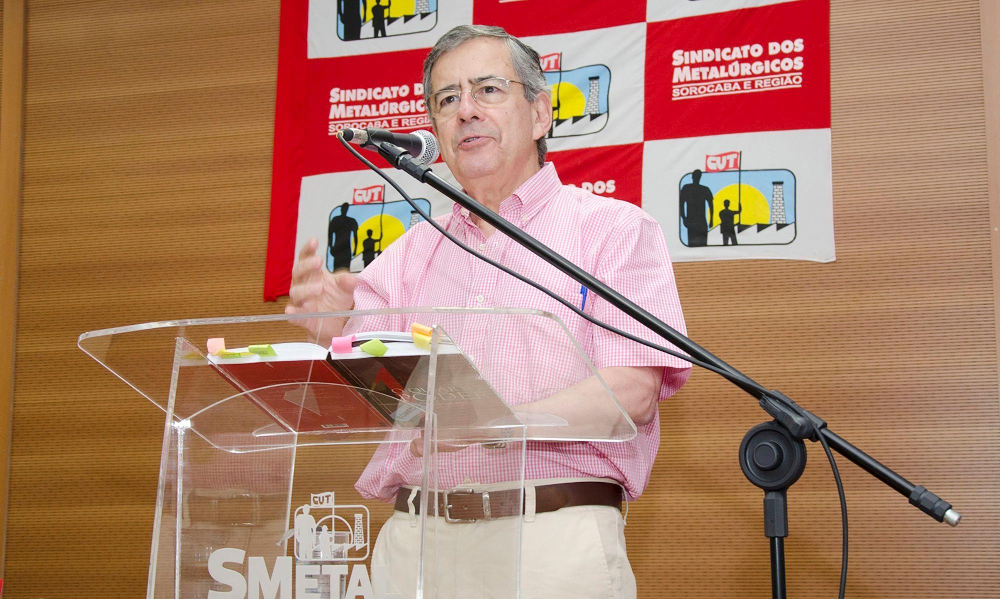 Paulo, Henrique, jornalista, morte,, Foguinho/Arquivo Imprensa SMetal