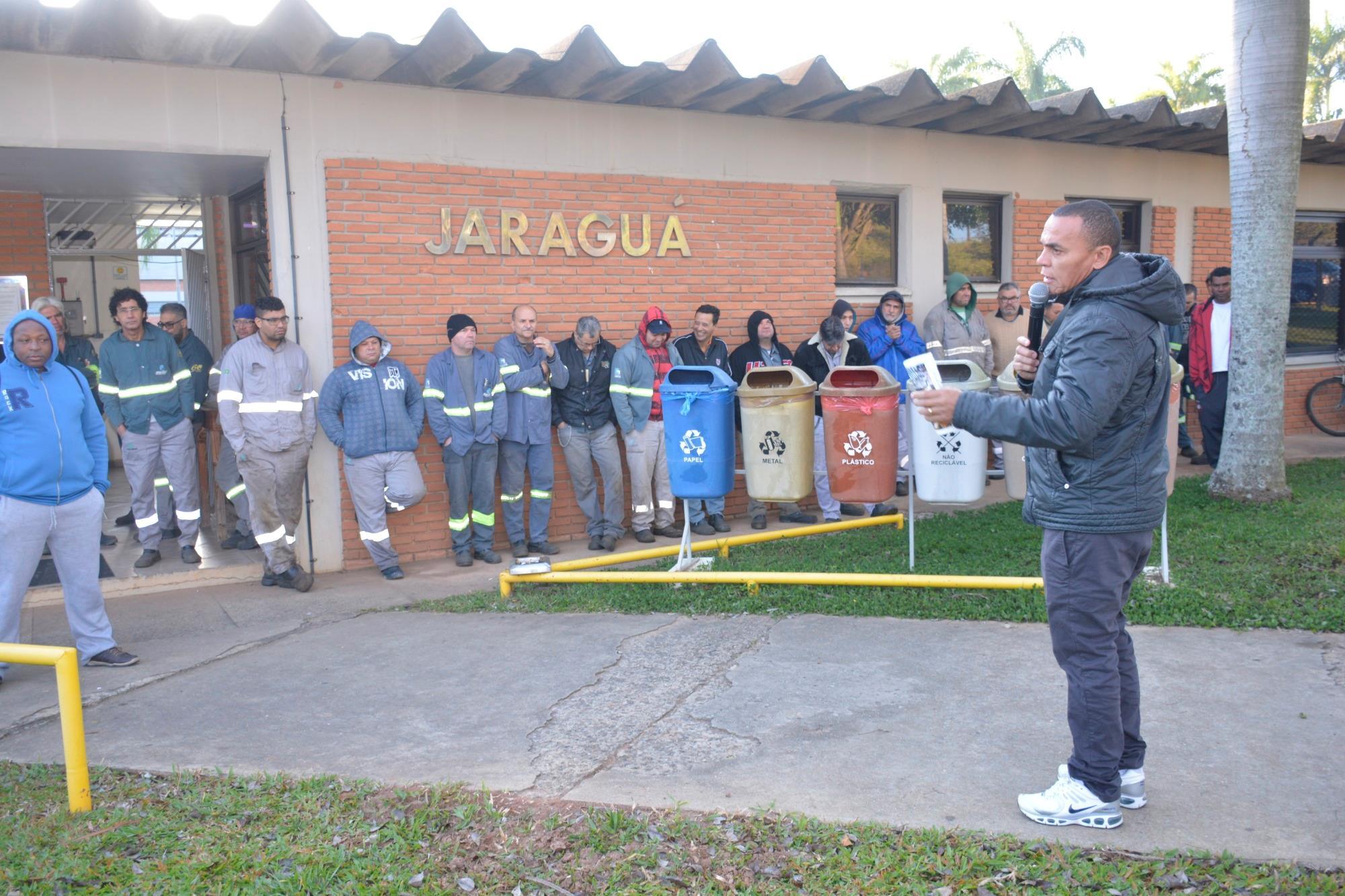 Trabalhadores da Jaraguá elegem novos membros da CIPA