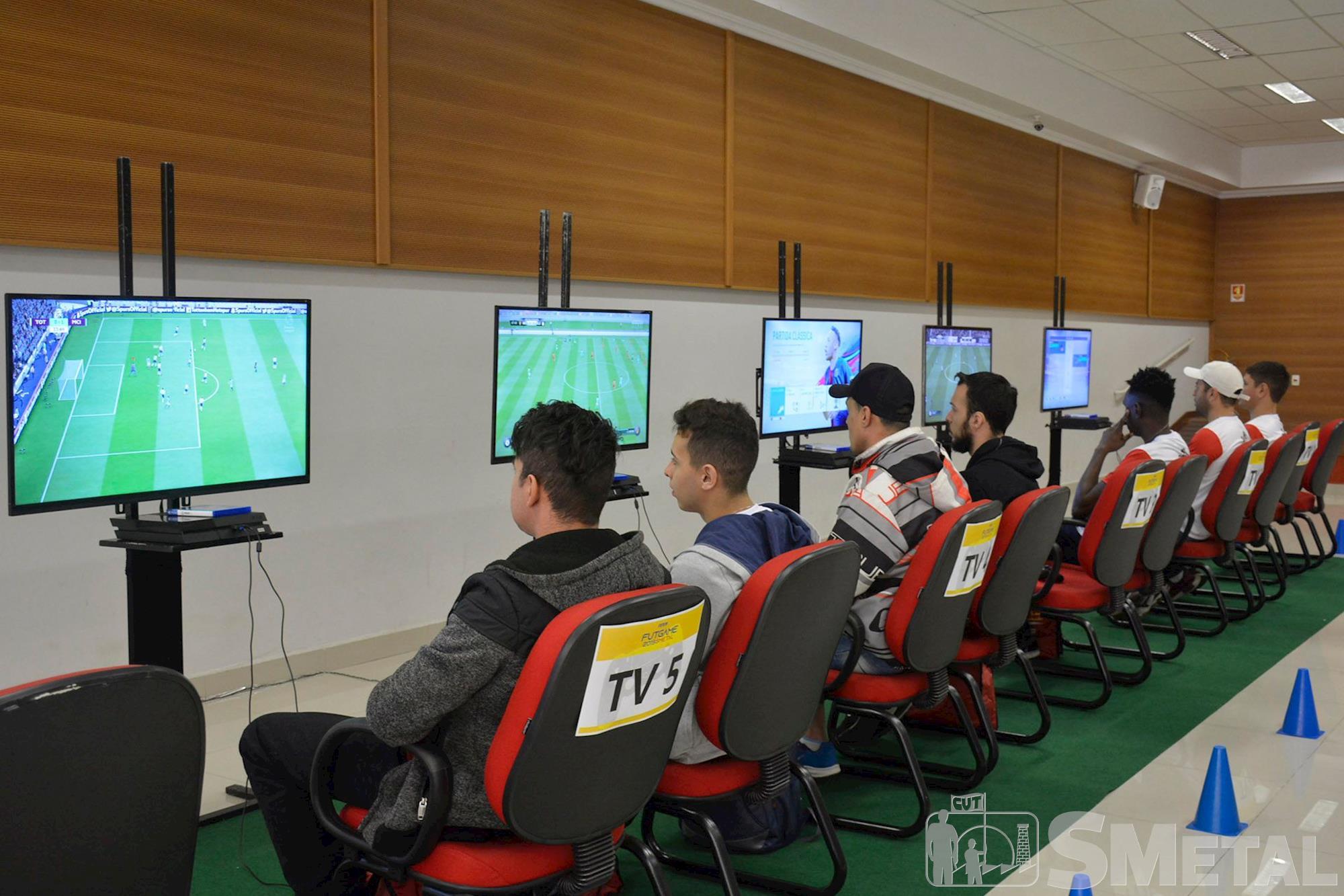 Primeira fase do 9º Torneio de Futgame do SMetal,  no dia 20 de julho de 2019, torneio,  futgame,  smetal,  fifa,  campeonato,  game, Foguinho/Imprensa SMetal, 9º Torneio de Futgame do SMetal - primeira fase