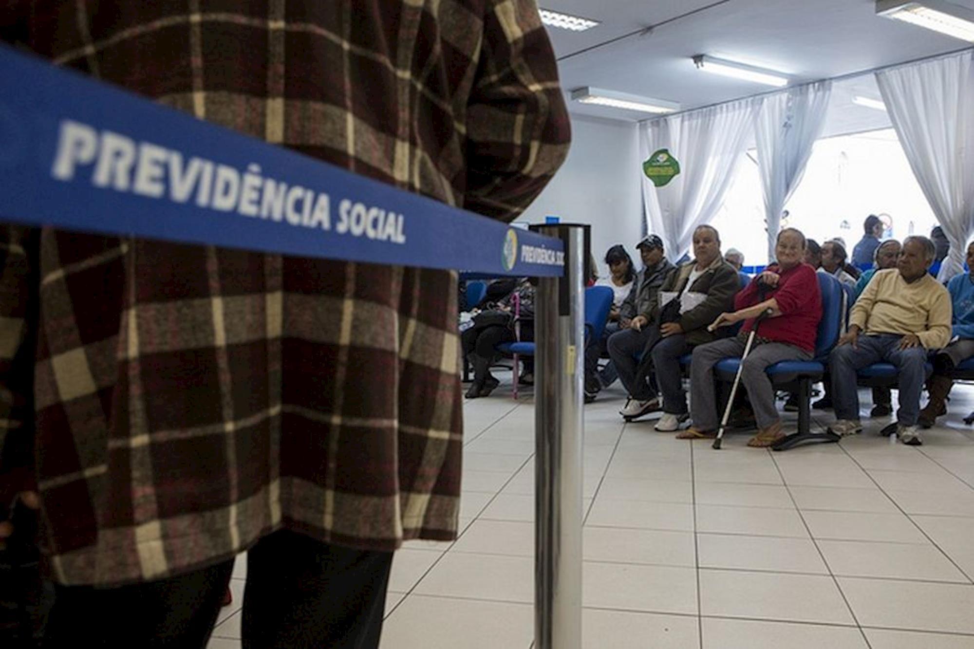 previdência, reforma, pec, inss,, Henry Milleo/Agência Brasil