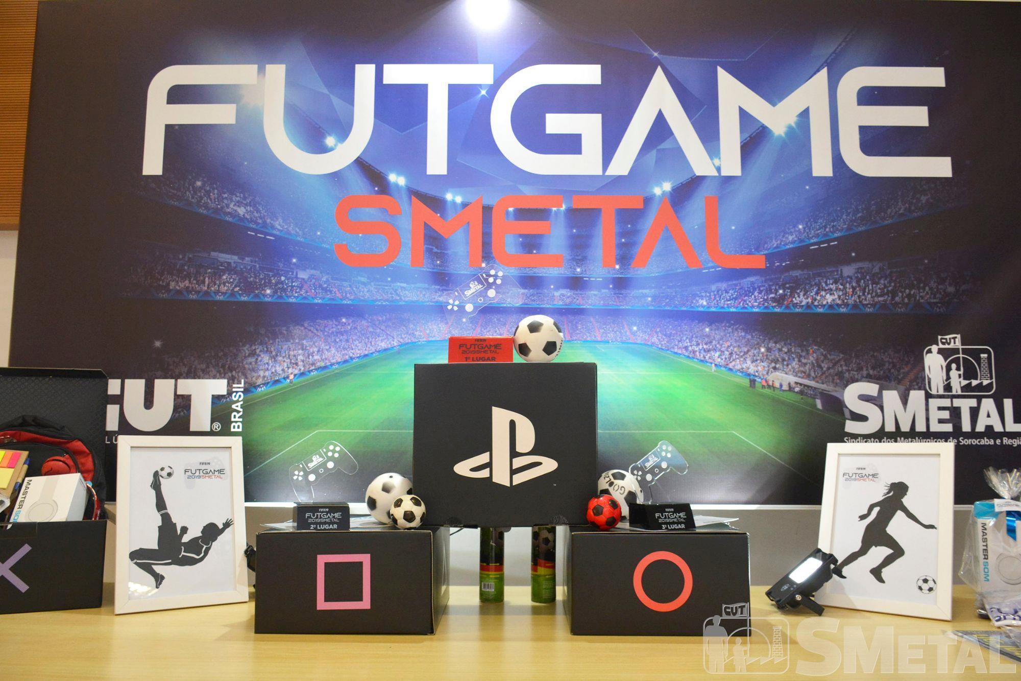 Segunda fase e final do Torneio de Futgame do SMetal 2019, futgame,  smetal,  final,  torneio,  sorocaba,  fifa,  videogame,  ps4,  rafael, Foguinho/Imprensa SMetal, 9º Torneio de Futgame do SMetal - segunda fase e final