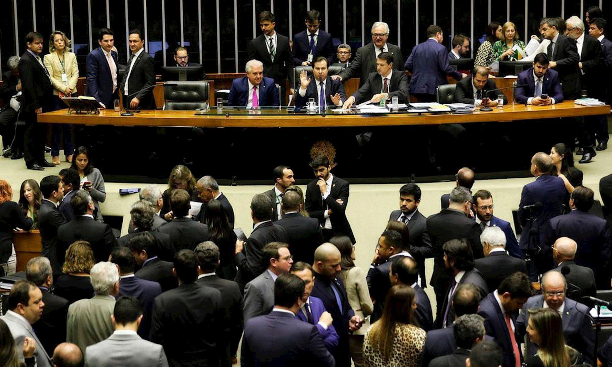 câmara, reforma, previdência, deputado, federal, FÁBIO R. POZZEBOM/ABR
