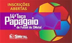 Equipes já podem se inscrever para a Taça Papagaio 2019