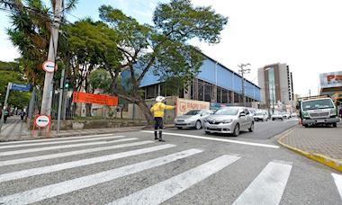 Ruas no entorno da Rodoviária de Sorocaba mudam de sentido