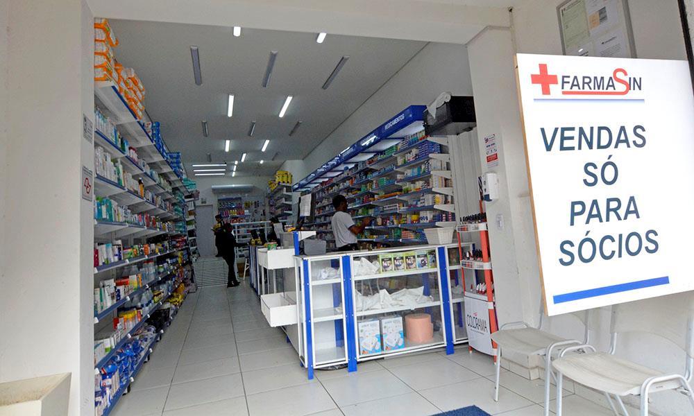 Associados ao SMetal podem aderir ao convênio da FarmaSin sem taxa
