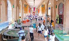 Setembro tem excursão para o Museu Catavento e Mercadão