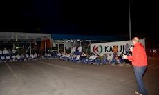 Dirigentes sindicais repudiam discriminação racial na Kanjiko