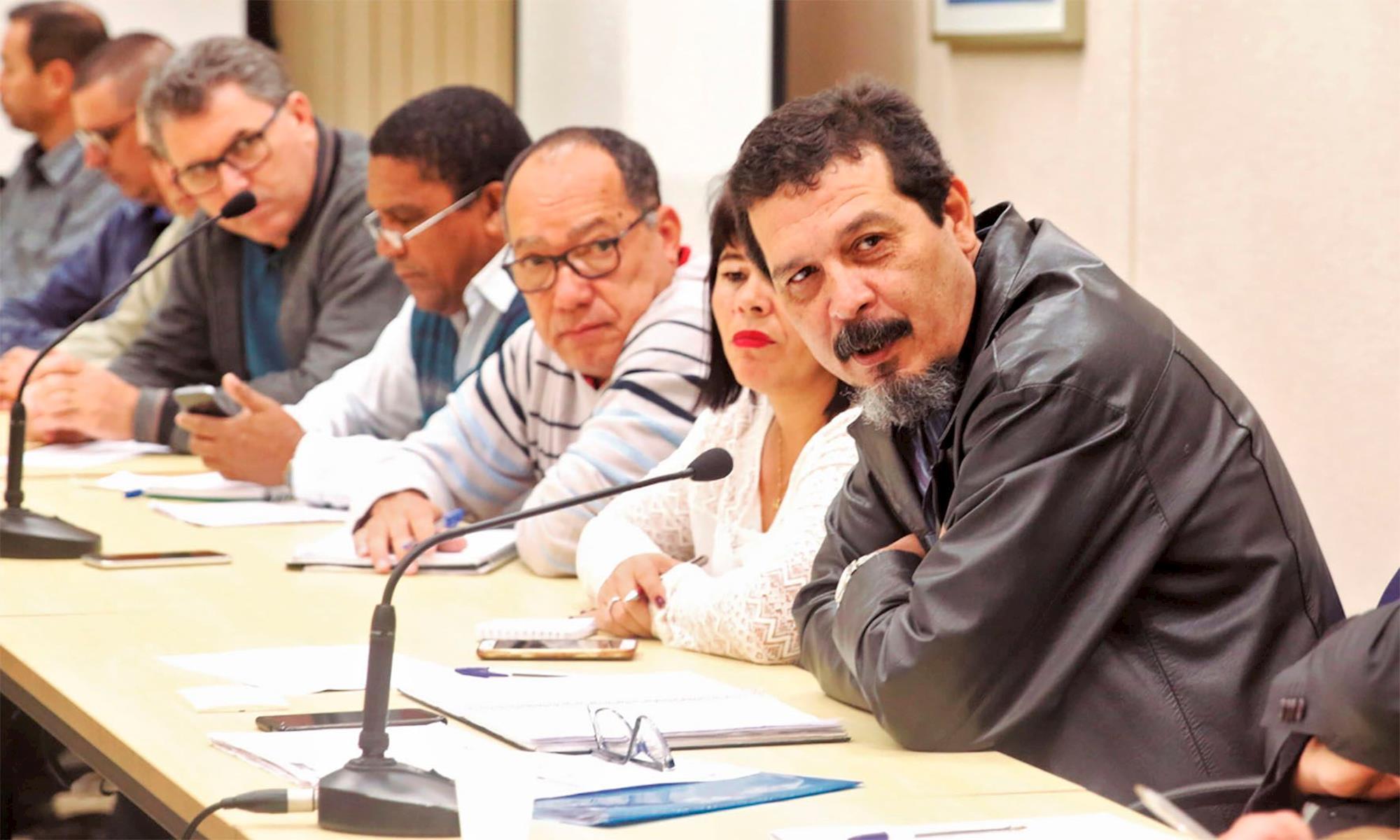 grupo 2, reunião, campanha, salarial, reajuste, g2, luizão, Raquel Camargo
