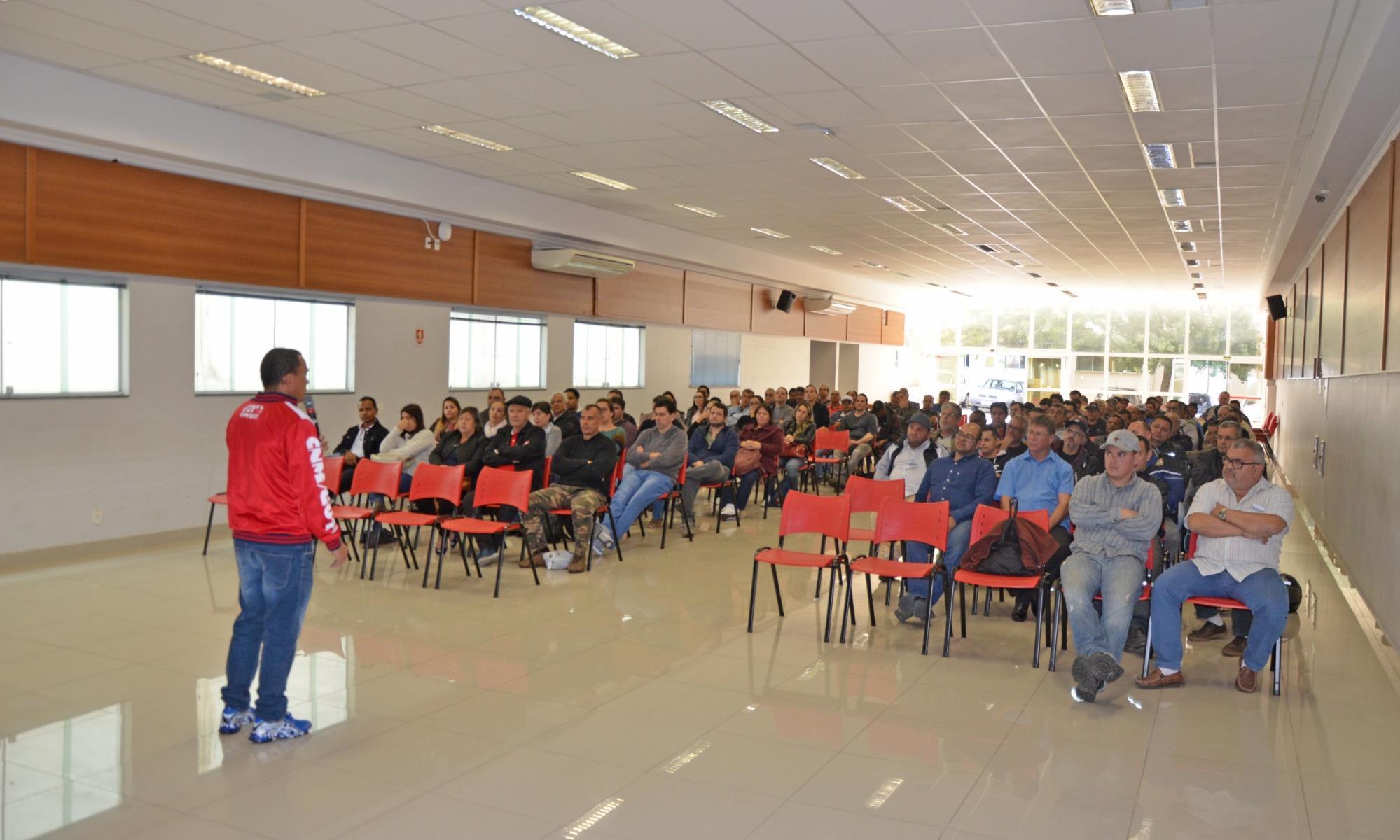 Trabalhadores da Jaraguá aprovam acordo para pagamento de direitos