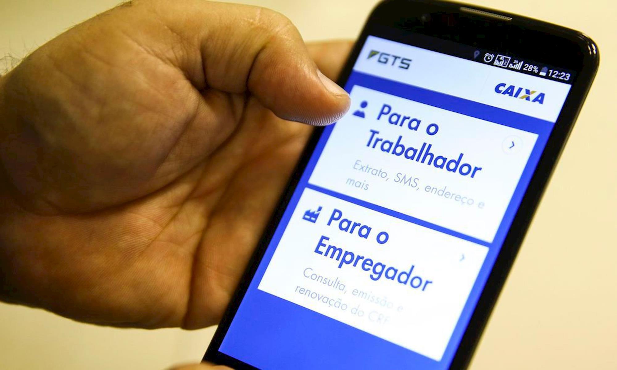 fgts, saque, garantia, fundo,, Marcelo Camargo/Agência Brasil