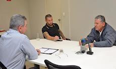 Dirigentes do SMetal fazem reunião no Ciesp sobre política industrial
