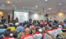 2º Congresso da Futac reúne lideranças de diversos países