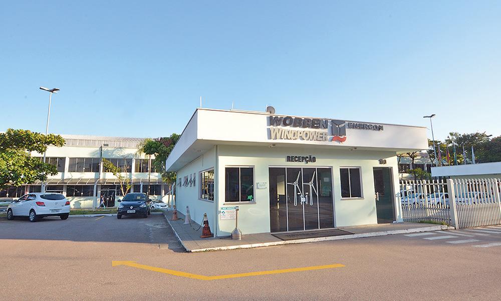 Wobben encerra a produção de pás eólicas em Sorocaba