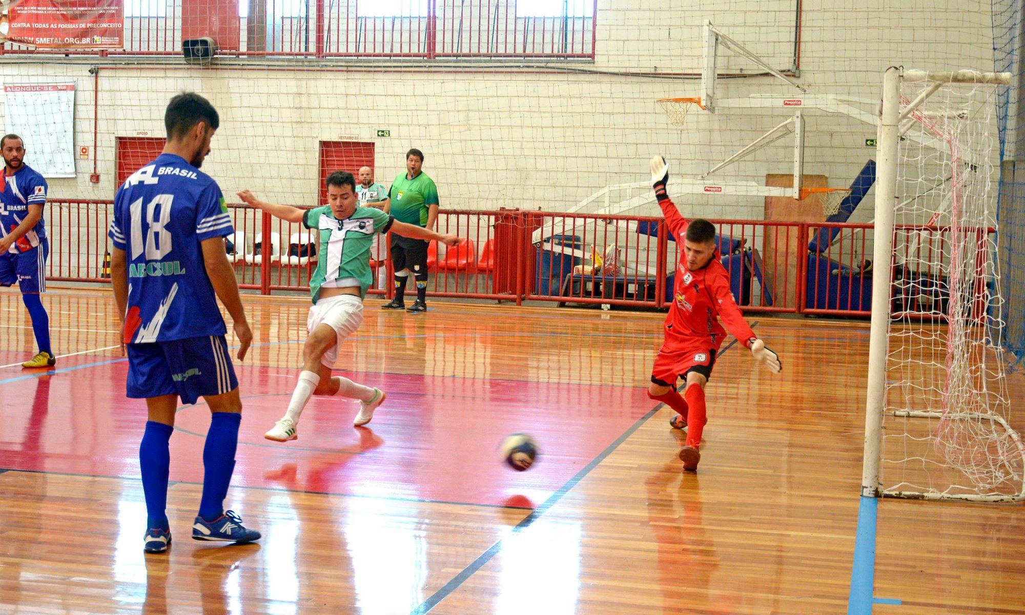 clube, torneio, futsal, smetal, papagaio, taça, partida, jogo, Foguinho/Imprensa SMetal