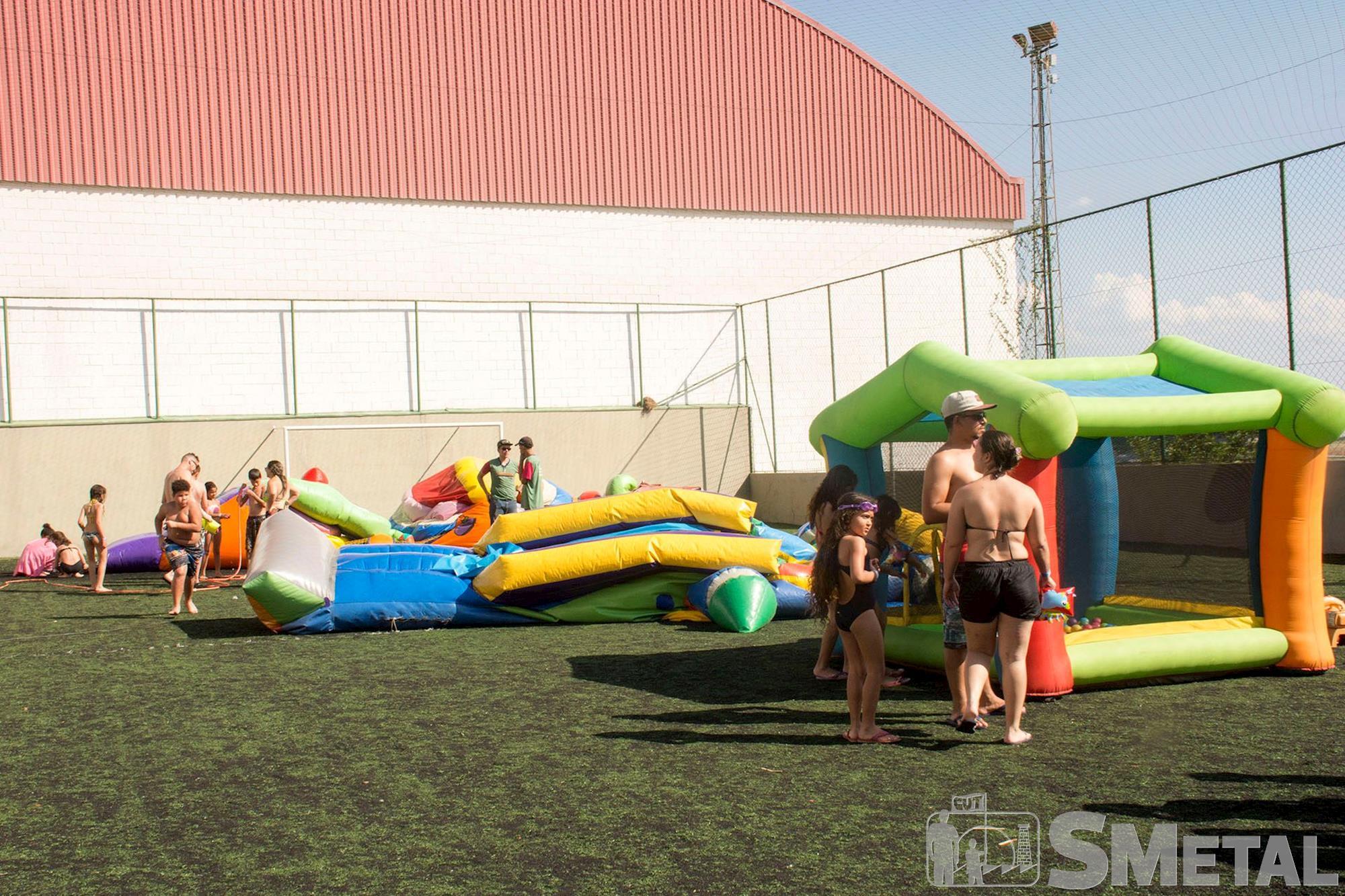 Dia das Crianças no Clube de Campo, clube,  campo,  criança,  festa,  atrações, Foguinho/Imprensa SMetal, Dia das Crianças foi comemorado com muitas atrações no Clube de Campo