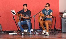 Domingo tem show de Marcos Pop no Clube de Campo