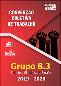 Convenção Coletiva 2019-2020 - Grupo 8.3