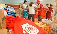 Natal Sem Fome: um sopro de esperança