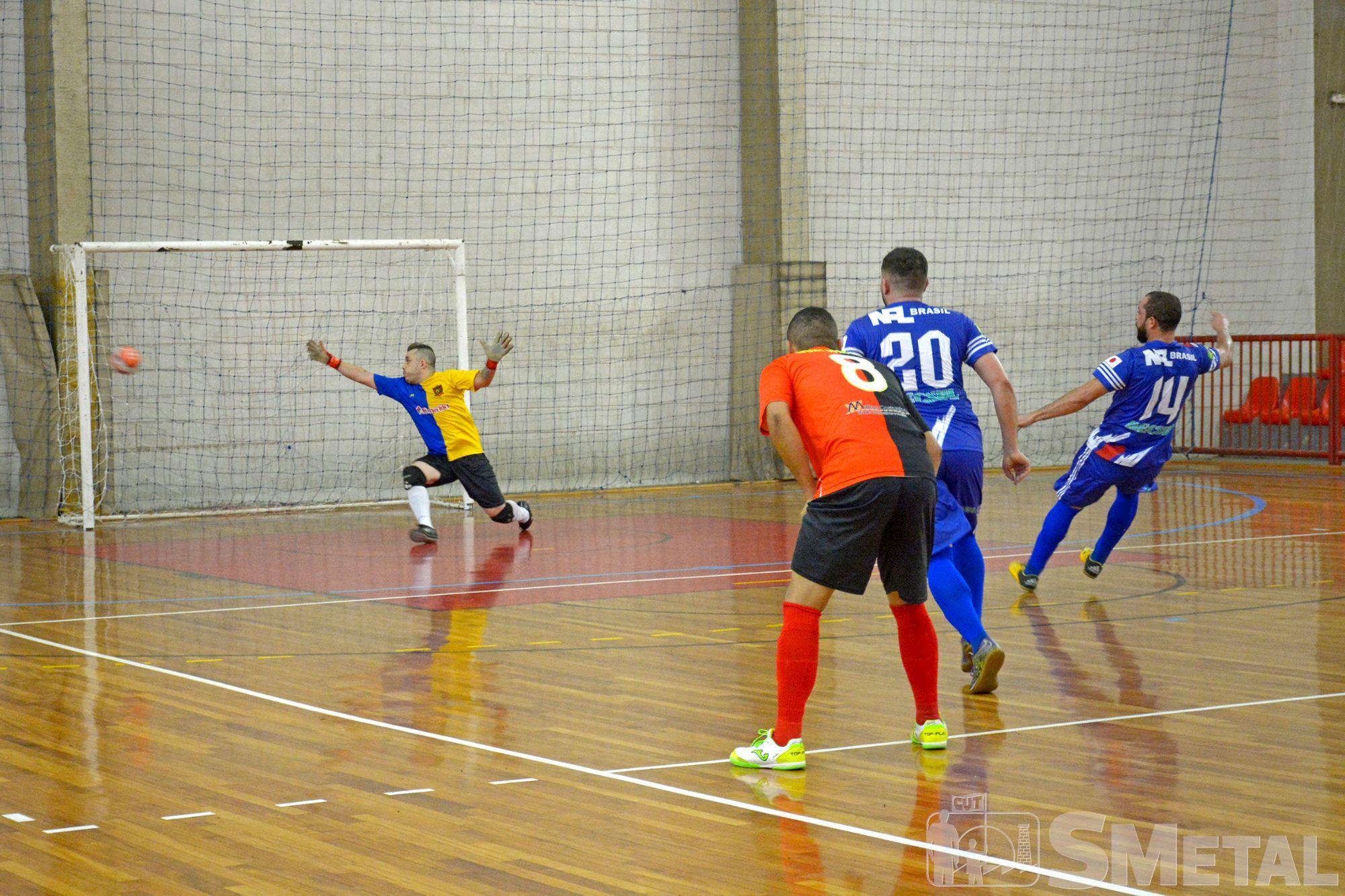 Sexta rodada de jogos da Taça Papagaio de Futsal do SMetal, taça,  papagaio,  futsal,  clube,  smetal,  torneio,  jogo, Foguinho/Imprensa SMetal, Taça Papagaio não terá jogos no domingo; próxima rodada será dia 24