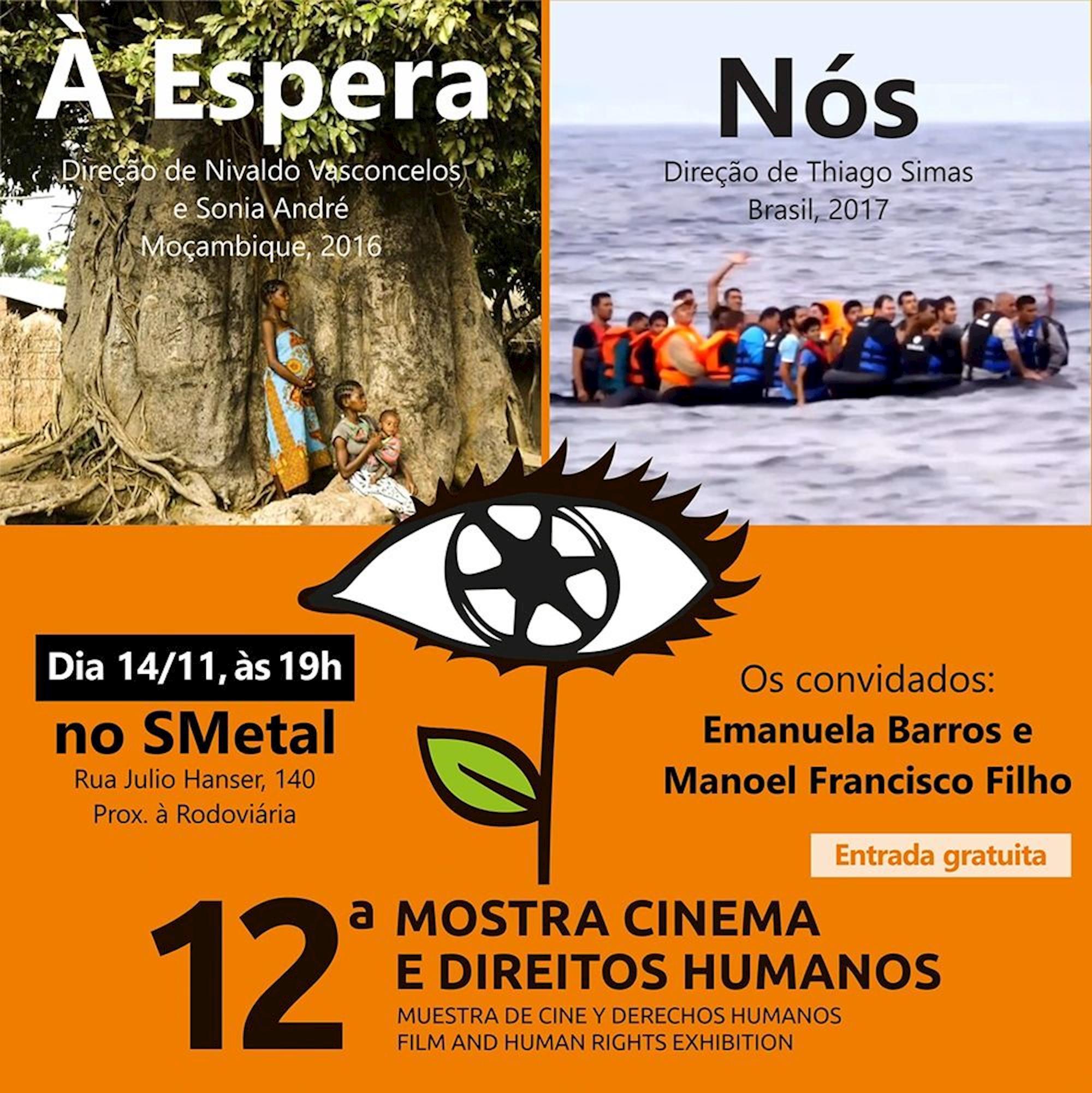 Mostra, Cinema, Direitos, Humanos, Divulgação