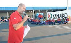 Kanjiko: assembleia aborda luta por aumento no ticket refeição