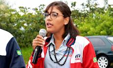 Dirigente do SMetal é eleita secretária da juventude da CUT-SP