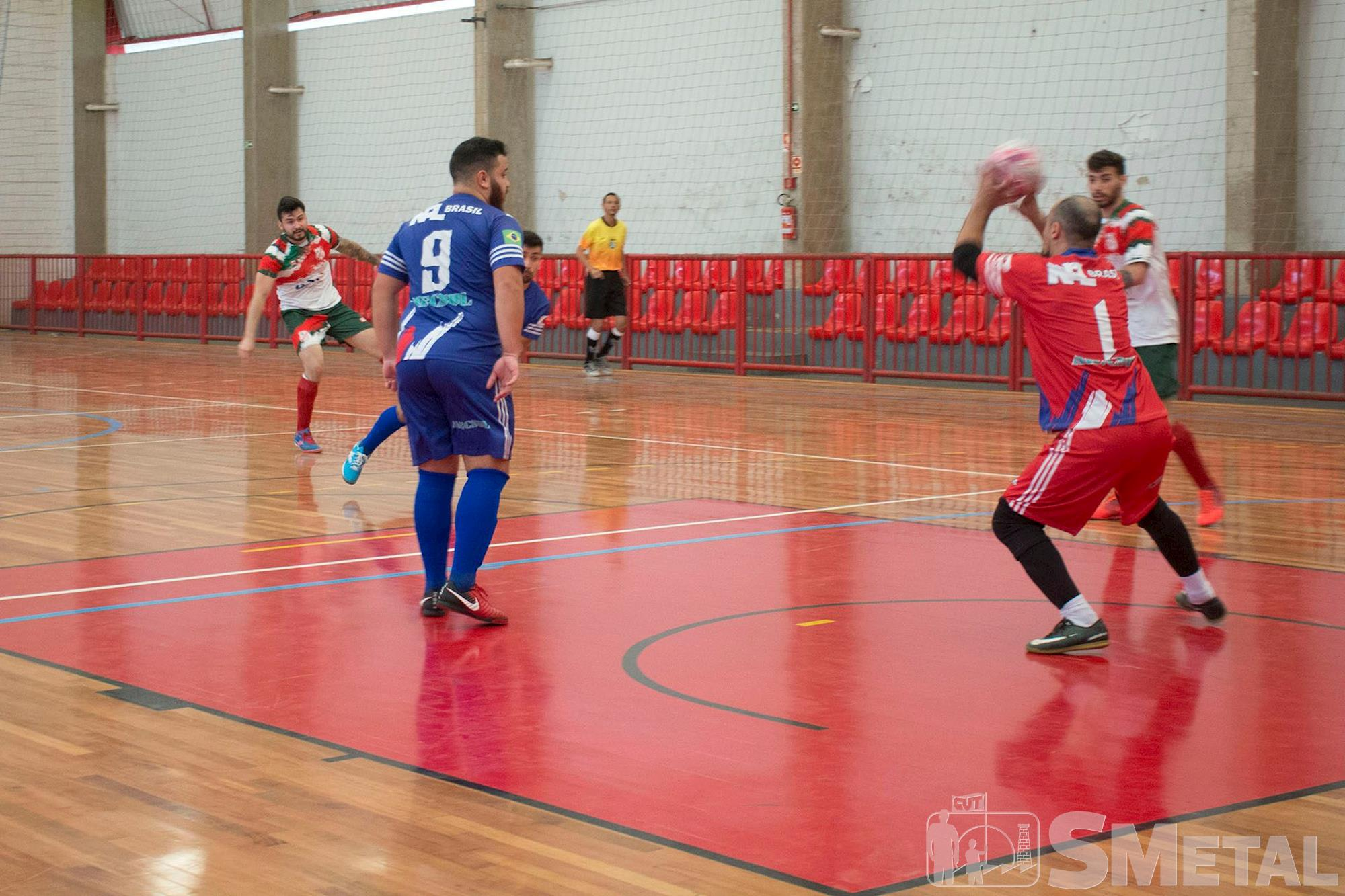 14ª Taça Papagaio de Futsal do SMetal - 7ª rodada, futsal,  papagaio,  smetal,  rodada,  jogo,  equipe,  taça,  campeonato, Foguinho/Imprensa SMetal, Semifinal da 14ª Taça Papagaio acontece no dia 1º de dezembro