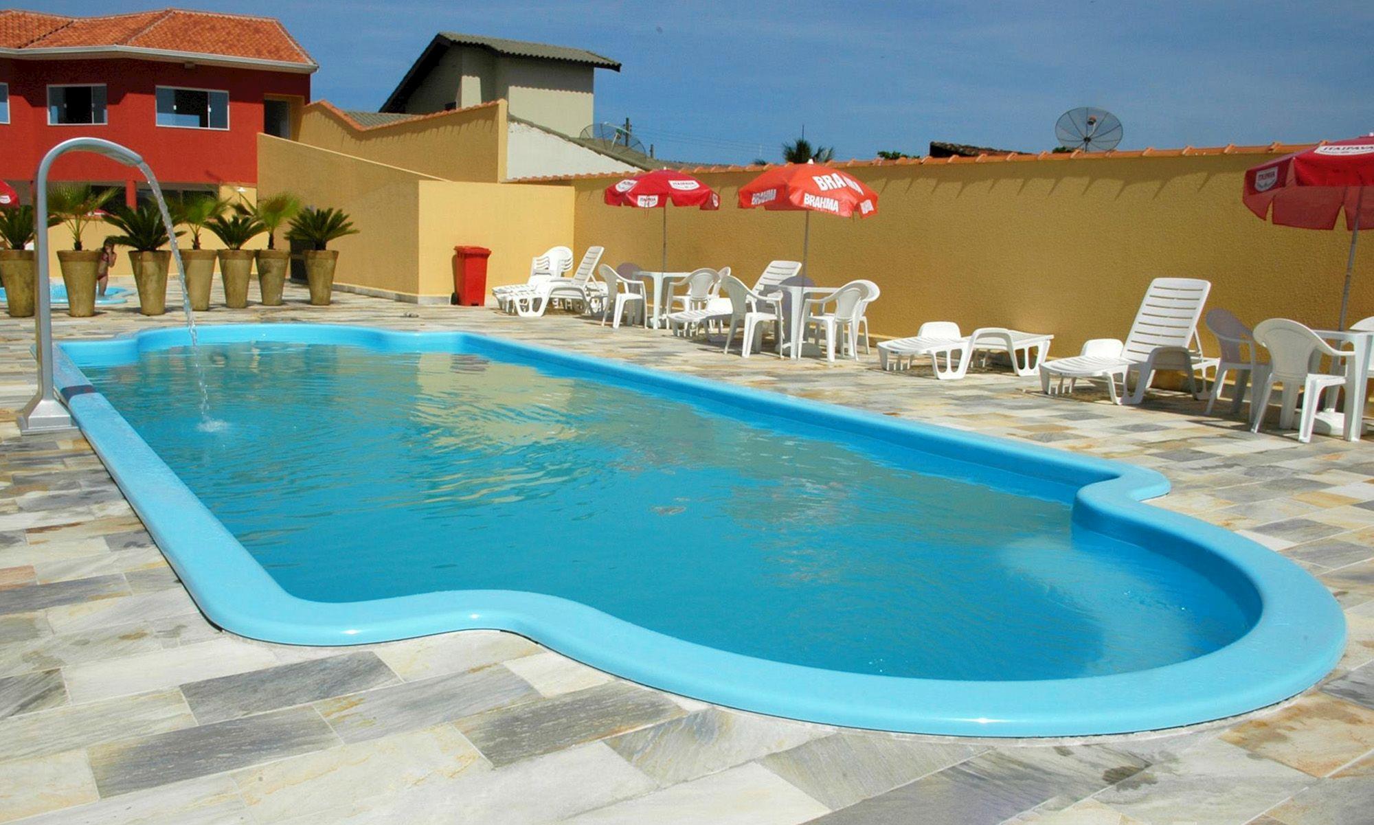 colonia, piscina, ilha, comprida, férias, Arquivo/Imprensa SMetal