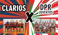Clarios e DPR disputam o título de campeã da 14ª Taça Papagaio