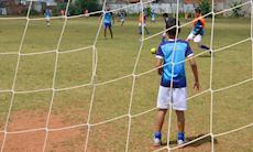 Alunos da Escolinha do São Bento disputam o primeiro amistoso
