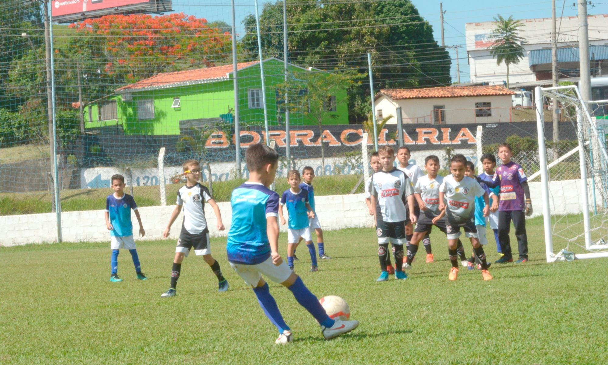 São Bento, Corinthians, SMetal, Futebol, Escolinha, Sorocaba , Foguinho/ImprensaSMetal