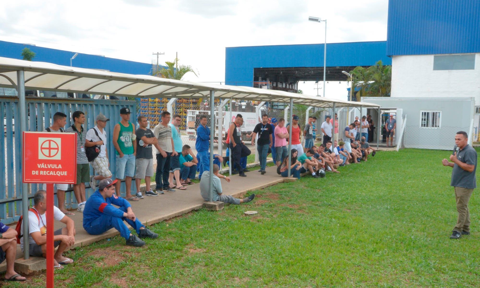 Clario; Sorocaba, PPR , Foguinho/Imprensa SMetal