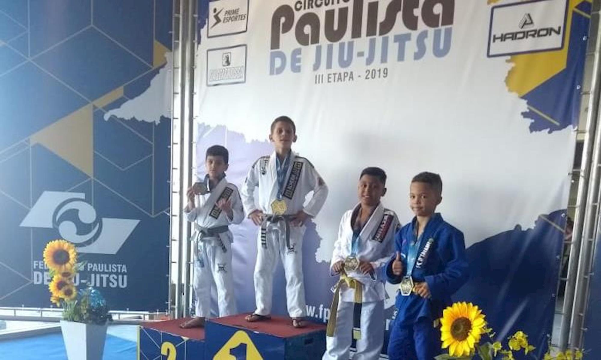 Dana Jiu Jitsu, Divulgação