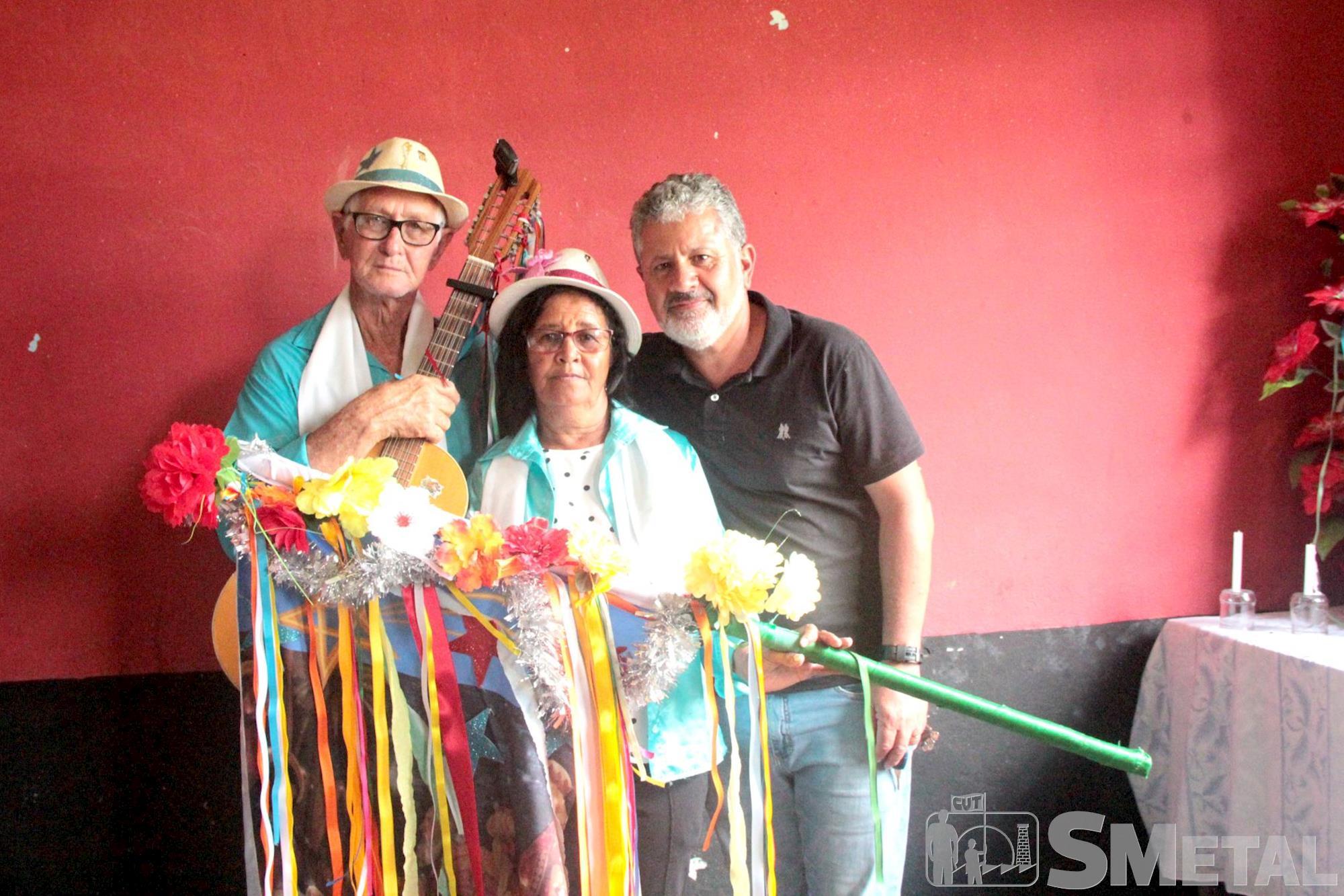 Jônatas Rosa / Imprensa SMetal , Folia de Reis encerra o ciclo natalino com festa; veja as fotos