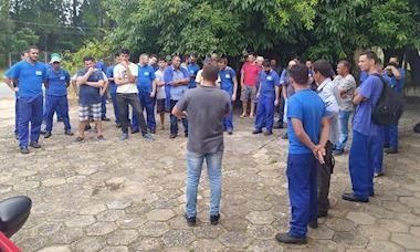 Trabalhadores encerram greve após Sidor pagar salário atrasado
