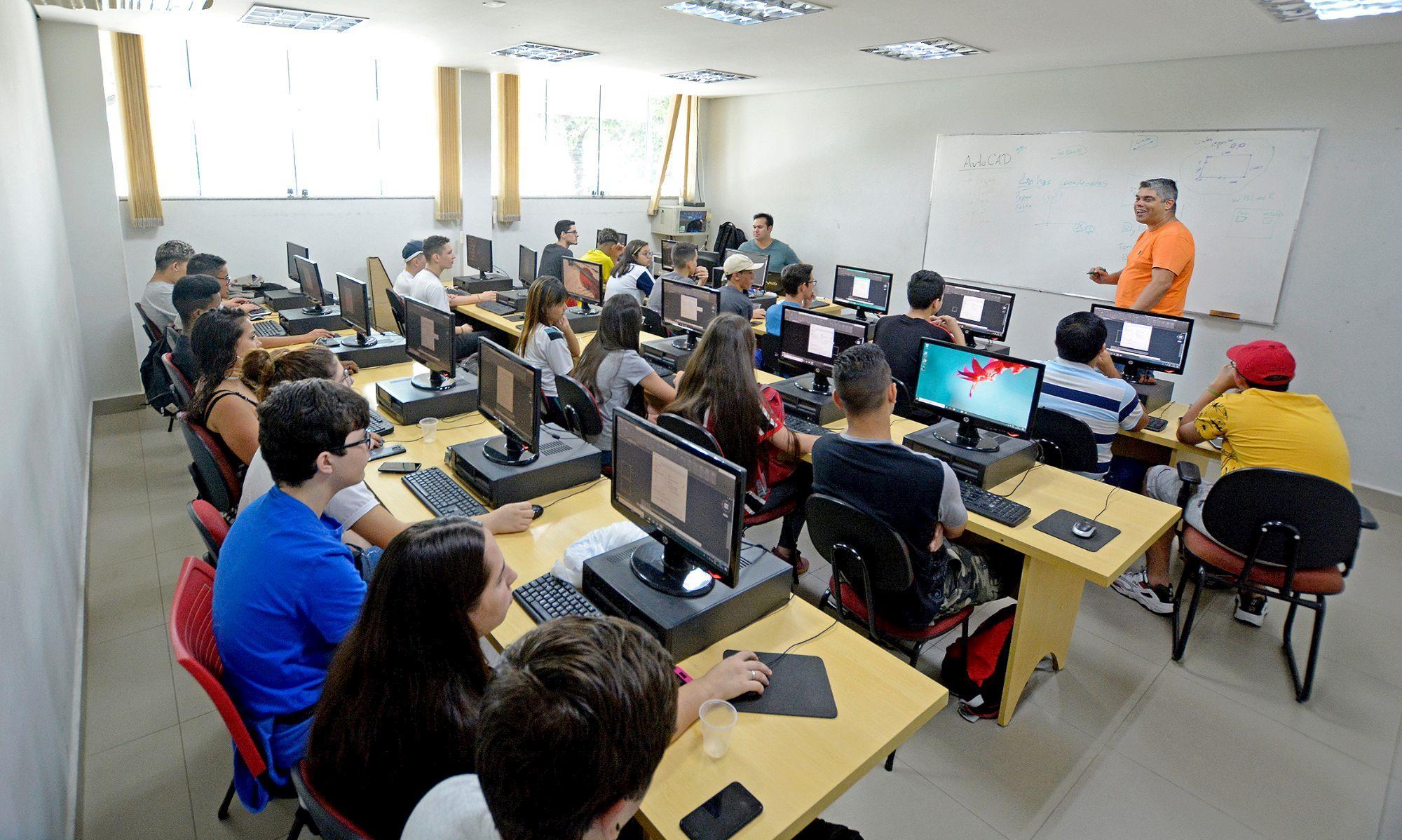curso, rise, ecad, qualificação, aula, , Foguinho/Arquivo Imprensa SMetal