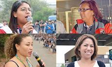 Na fábrica ou no sindicato, mulheres ocupam espaços