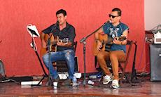 Clube de Campo do SMetal tem show do cantor Marcos Pop neste domingo
