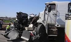 TT Steel: metalúrgico e motorista morrem em acidente na Raposo Tavares